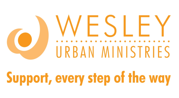 Wesley Logo Orange