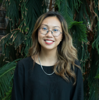 Nancy Vu, External Outreach Director/Webmaster