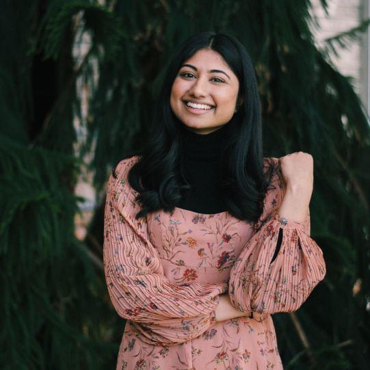 Sarah Deshpande, McMaster University